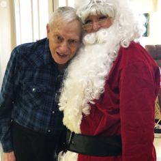 Hemstock & Hearthstone Place in were treated to goodies delivered door to door by himself! Wellness Activities, Aging Parents, Emergency Response, Assisted Living, Senior Living, Retirement, Goodies, Abs, Santa