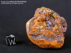 Stony-Iron Meteorites: Their Origin, Classification, Pictures