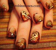 would love to have this done to my nails..