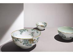 La salvaje colección de porcelana de Hermés