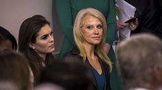 President Trump's counselor Kellyanne Conway cast the White House into crisis mode on Thursday by hawking Ivanka Trump's merchandise on cable news.
