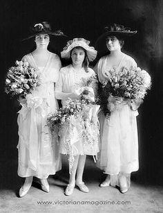 1900-1919 wedding dress pic