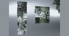 Hiroshi Mirror Collection by Fiam Italia Modern Mirrors Los Angeles