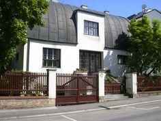 Adolf Loos - Haus Steiner, Sankt-Veit-Gasse 10, Vienna