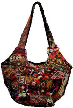 Tribal Banjara patchwork designer tribal bags and handbags