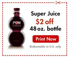 HOT Coupon $2 Off POM Wonderful http://www.ooingle.com/2012/06/hot-coupon-pom-wonderful-2-off.html