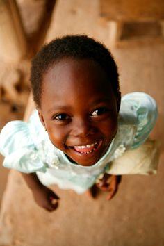 Smiles that light up the world Gods children #ghana