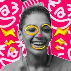 Création graphique pour le festival d'humour de Saint-Étienne les Arts Burlesques Burlesque, Creations, Enamel, Arts, Accessories, Handicraft, Humor, Vitreous Enamel, Enamels