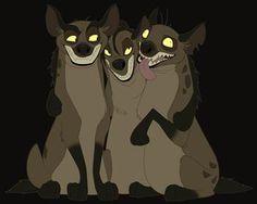 lion king hyenas - Carol here ya are (and Ellie too)
