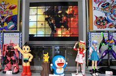 [Tokyo-Anime] Tokyo Anime Centre, Akihabara, Tokyo. Image by Simon Richmond / Lonely Planet