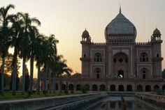 Mausolée de Safdar Jung - Delhi - Inde