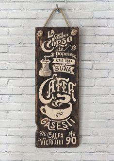 Coffee, Cafe Corso, Calea Victoriei 90, Bucharest, Romania.