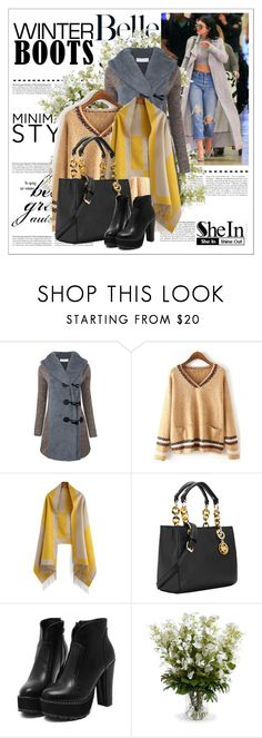 """""""Shein 5/6"""" by amelaa-16 ❤ liked on Polyvore featuring New Growth Designs and shein"""