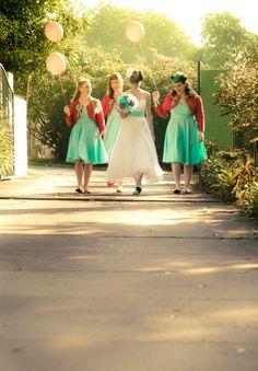 Rockabilly wedding style