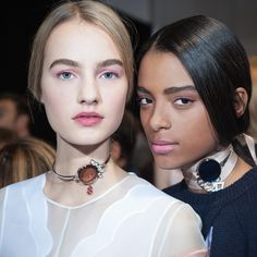 Recreate the pink-on-pink makeup look from Dior with drugstore beauty buys