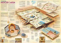 mescid-i aksa hangisi? True Religion, Islamic Art, Palestine, Tintin, Mosque, Muslim, Din, Education, History