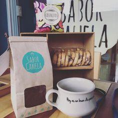 #saborcanelamx para esta fiestas! Tenemos el #kitcafetero contiene #caféveracruzano #taza de #dovanaml #galletas de la casa compresa térmica de #costalitos y una caja teñida en extracto de café!!!