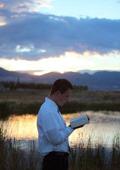 LDS Missionary Portrait  -  TEJ Photography