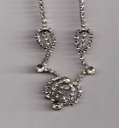 ANOTHER GREAT VINTAGE ART DECO RHINESTONE by MyLadysTreasures, $59.99
