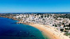 Praia da Luz - Vista Aérea (aerial view) @Algarve - Portugal
