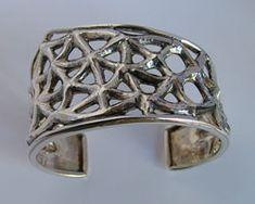 Custom cuff bracelet: Italian sterling silver bracelets