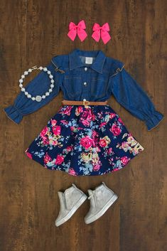 Girls' Clothing Cute Toddler Kids Baby Girls Solid Top Dress Flower Pants Outfits Clothes Children Clothing Summer Clothes Set 2019 New Invigorating Blood Circulation And Stopping Pains