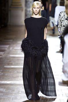 Dries Van Noten Paris Fashion Week Fall 2013