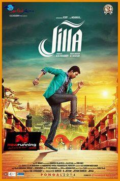 Jilla Tamil Movie Poster