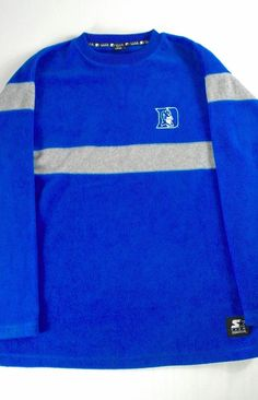 #Duke Blue Devils Vintage Fleece Mens XL Tall Long http://etsy.me/1RzdyQr #goduke #90s #vintage #acc