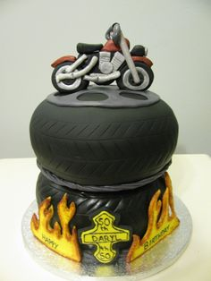 61 Best Motorcycles Cakes Images In 2015 Motorcycle Cake