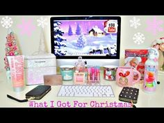 What I Got For Christmas 2013 - YouTube