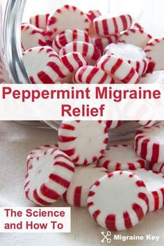 New Article. The science behind peppermint for migraine relief and how to use it. #naturalmigrainerelief