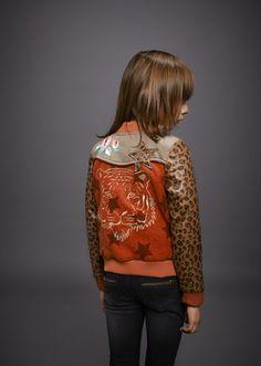 Marque de vêtements fille : Blouson IKKS