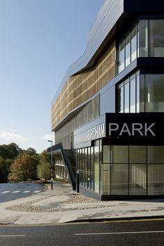 Gallery of Bircham Park Multi Storey Car Park / S333 Architecture + Urbanism - 8