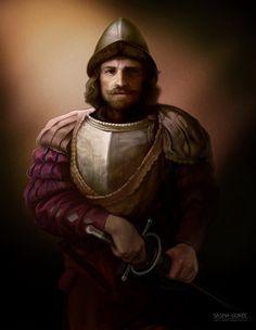 Conquistador by gorec.deviantart.com on @deviantART