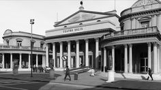 Teatro Solís (II) by Edwin A. Hernández-Caraballo on 500px