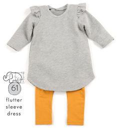 Kids sweatshirt dress pattern instant pdf por brindilleandtwig