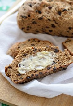An easy to make whole wheat Irish soda bread recipe that is moist, healthy, and absolutely delicious. Perfect taste and texture.
