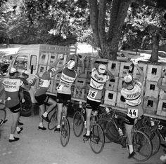 Tour de France 1964- Pit stop