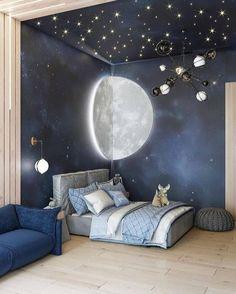 Beautiful Bedroom Designs, Bedroom Design Inspiration, Beautiful Bedrooms, Kids Bedroom, Bedroom Decor, Room Kids, Design Lounge, Inside Design, Room Themes