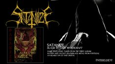 Satanize - Black Rotten Witchcraft (Rotten and Occult Death Black Metal ...