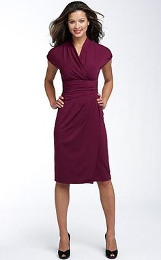 Wrap dresses - 3 PHOTO!