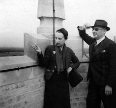 Lord Bemers and Elisa Shiaparelli
