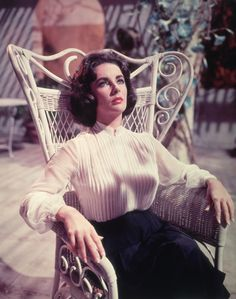 Elizabeth Taylor, 'Suddenly, Last Summer', 1959 Columbia Pictures File Reference # - Stock Image Hollywood Icons, Golden Age Of Hollywood, Vintage Hollywood, Hollywood Glamour, Hollywood Stars, Hollywood Actresses, Classic Hollywood, Actors & Actresses, Divas