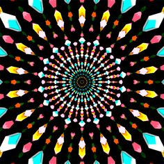 Optical Illusion Gif, Cool Optical Illusions, Image Illusion, Illusion Art, Instagram Feed Theme Layout, Trippy Gif, Gifs, Love Wallpaper, Psychedelic Art