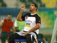A Paralympic athlete died in London after a metal discus cage reportedly fell on him - A Paralympic athlete died on Tuesday night at a leisure centre in east London, apparently crushed by a metal discus cage while practising.  Abdullah Hayayei, a 36-year-old competitor from the United Arab Emirates (UAE), was pronounced dead on Tuesday while training for the World Para Athletics Championships set to take place at the Olympic stadium in Stratford this weekend.  A UAE sports official gave a TV…