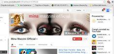 Mina sceglie YouTube per tornare in scena