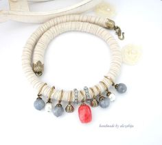 * colier statement de alexabiju Pandora Charms, Beaded Bracelets, Charmed, Jewelry, Jewlery, Jewerly, Pearl Bracelets, Schmuck, Jewels