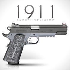 Springfield Armory NEW Combat Operator 1911 Caliber 9mm