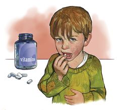 Vitamin and Mineral Supplementation in Children. Arch Pediatr Adolesc Med. 2009;163(2):192. doi:10.1001/archpediatrics.2008.548.